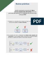 Buenas Practicas Para Modelado de Procesos Con BPMN