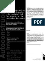 Articulo Diseño Interior