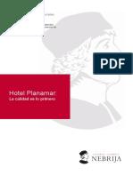 Hotel Planamar Actividad 1_beatriz Hontoria