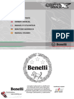 Benelli 49X Owners Manual SH Opt Rip