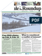 Pinedale Roundup headlines, Feb. 2, 2018