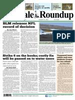 Pinedale Roundup headlines, Aug. 31, 2018