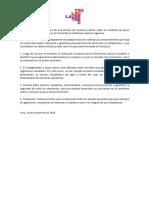 TLS_Incidente Sede Chacarilla