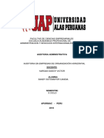 Auditoria Horizontal