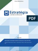 500 Questões Comentadas de Direito Constitucional - Banca FGV 2018