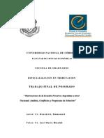 Benedetti, Emmanuel. Motivacioness de La Evasion Fiscal...