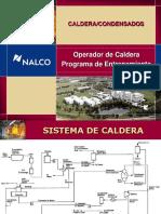 Calderas de Vapor Nalco