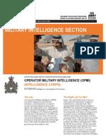 INT Operator MI