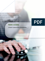 Redes Sociales- Aplicaciones y Herramientas (Unidad6)
