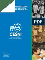Programas Alimentarios en Argentina