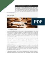 Estudo de Mercado 2