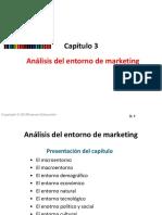 Kotler Marketing Capítulo 3