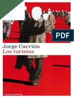Los Turistas - Jorge Carrion