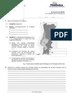 Ficha 2 - Unidades Geomorfológicas