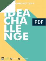 Buku Panduan Idea Challenge 2019