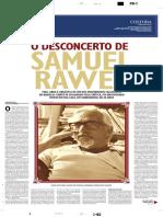 Samuel Rawet e o Sindicato 29 Agosto de 2004