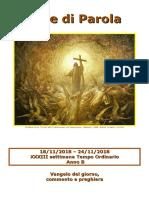 Sete di Parola - XXXIII settimana T.O. - B.doc