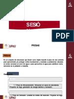 Sesión EHidráulicas 2018 1 Presas ppt