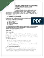 PROPUESTA DE INVESTIGACION DE MERCADO DE UN NUEVO SHAMPOO PARA BEBÉS EN LA CIUDAD DE SANTA CRUZ.docx