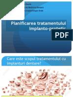 Curs 05 Planificare Tratament Implanto-protetic 2016 Studenti