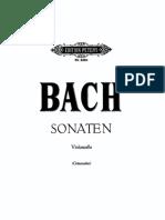 Bach - 6 Suites (sonatan) for Cello.pdf