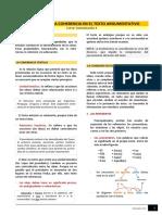 Lectura - La cohesión y la coherencia en el texto argumentativo (1) MIRES.pdf