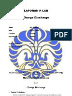Charge Discharge(LR01) Rio Darputra 0906632682 Elektro