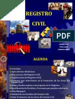 Registro Civil Exposicion