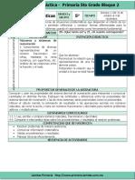 Plan 5to Grado - Bloque 2 Matemáticas (2016-2017).doc