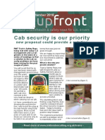 Upfront November 2018 Cab Security Special