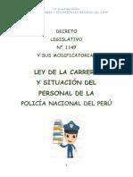 LEY DE LA CARRERA Y SITUACIÓN DEL PERSONAL DE LA PNP Y SUS MODIFICATORIAS (ACTUALIZADO).docx