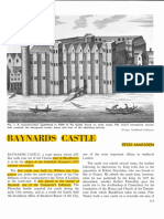 Baynard's Castle - London Archaeologist Association, 2008