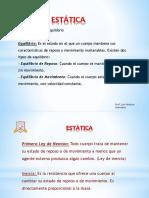 Estatica.diagrama de Cuerpo Libre