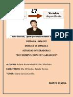 Espinosaleon_Rebeca_M17 S1 AI2 Definición de Variables
