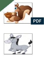 Animales Abecedario