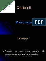 Cap. 02. Mineralogía