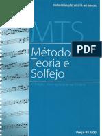 Metodo de Teoria e Solfejo