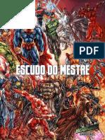 Mutantes & Malfeitores 2E - Escudo Do Mestre - Biblioteca Élfica