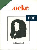 Locke - Os Pensadores