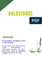 Cap 4. Disoluciones