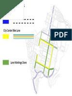 CCN Bike Lane - Keyplan
