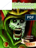 Calabouço Da Thexuga - Edição Especial - Terror - Biblioteca Élfica