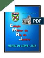 Manual Aluno 2016