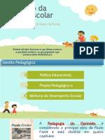 Dimensão Da Gestão Escolar - Gestão Pedagógica