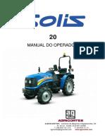 Manual Solis 20