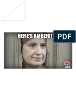 Amber Rudd is Back in the Cabinet