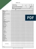 100.19.020 - Check List Diário Para GUINDASTE.