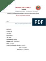 Proyecto_mini Compresor de Pistón