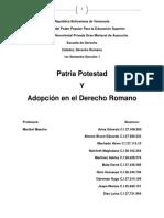 Derecho Romano (3)