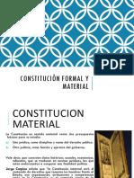 Constitucion Material y Formal Semana 1